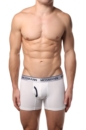 Mosmann White Long Boxer