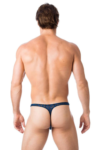 Gregg Homme Navy Appeal Thong