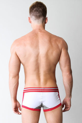 Timoteo Red & Grey Varsity Relay Trunk