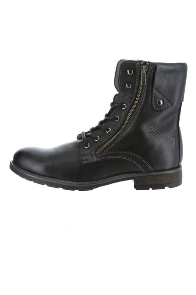 GBX Brown Devoe Combat Boot