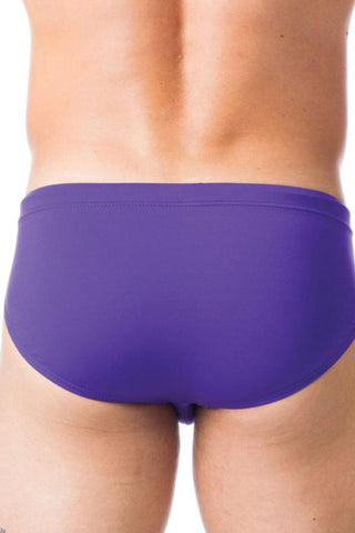 Gregg Homme Purple Magnetic Swim Brief