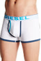 Diesel White Semaji Boxer Brief
