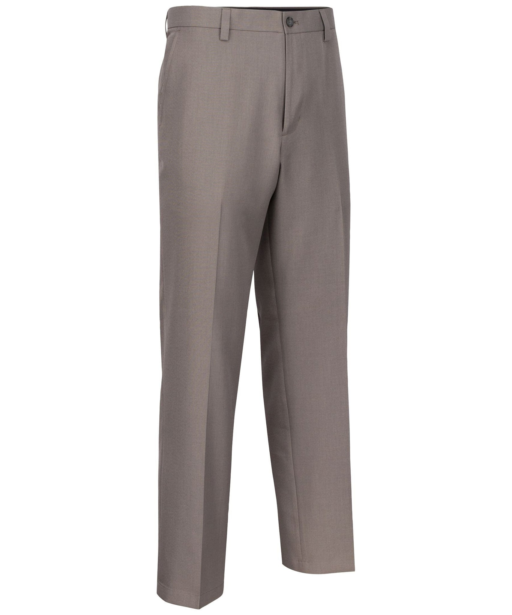 Greg Norman for Tasso Elba Lodge-Wood Flat-Front 32x30 Golf Pant