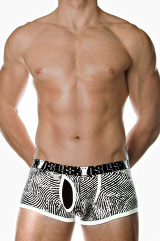 4skins Black & White Skin Trunk