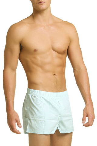 Mosmann Light Blue Relaxed Boxer
