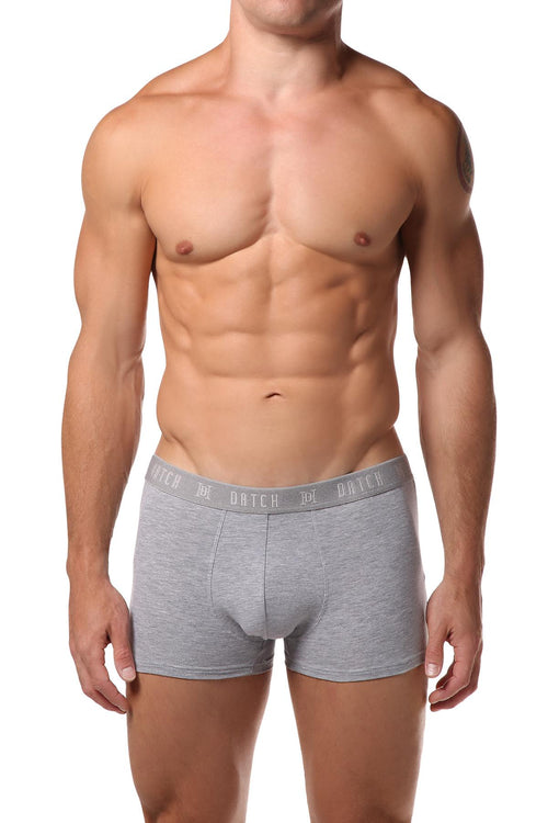 Datch Grey Classic Boxer Brief - CheapUndies.com