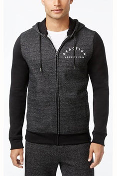 Kenneth Cole Chracoal Reaction Zipper Jacket