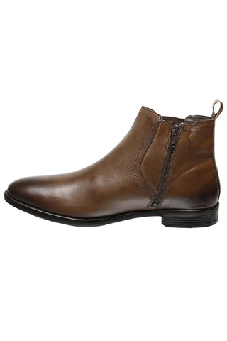Giorgio Brutini Brown Comfort Slip-On Boot