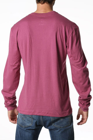 C-IN2 Violet Shake Long Sleeve Shirt