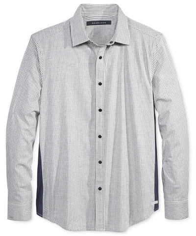 Sean John Men's Side Detail Shirt - CheapUndies.com