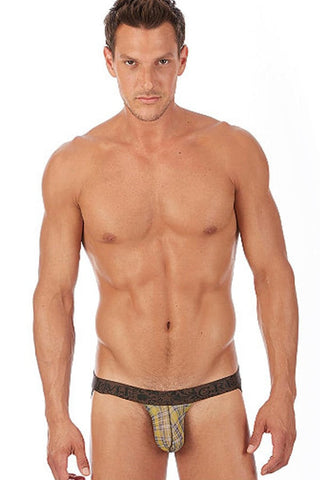 Gregg Homme Yellow Rodeo Jock