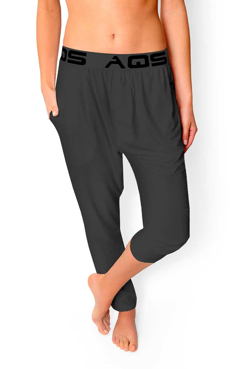 AQS Grey Loungewear Pant