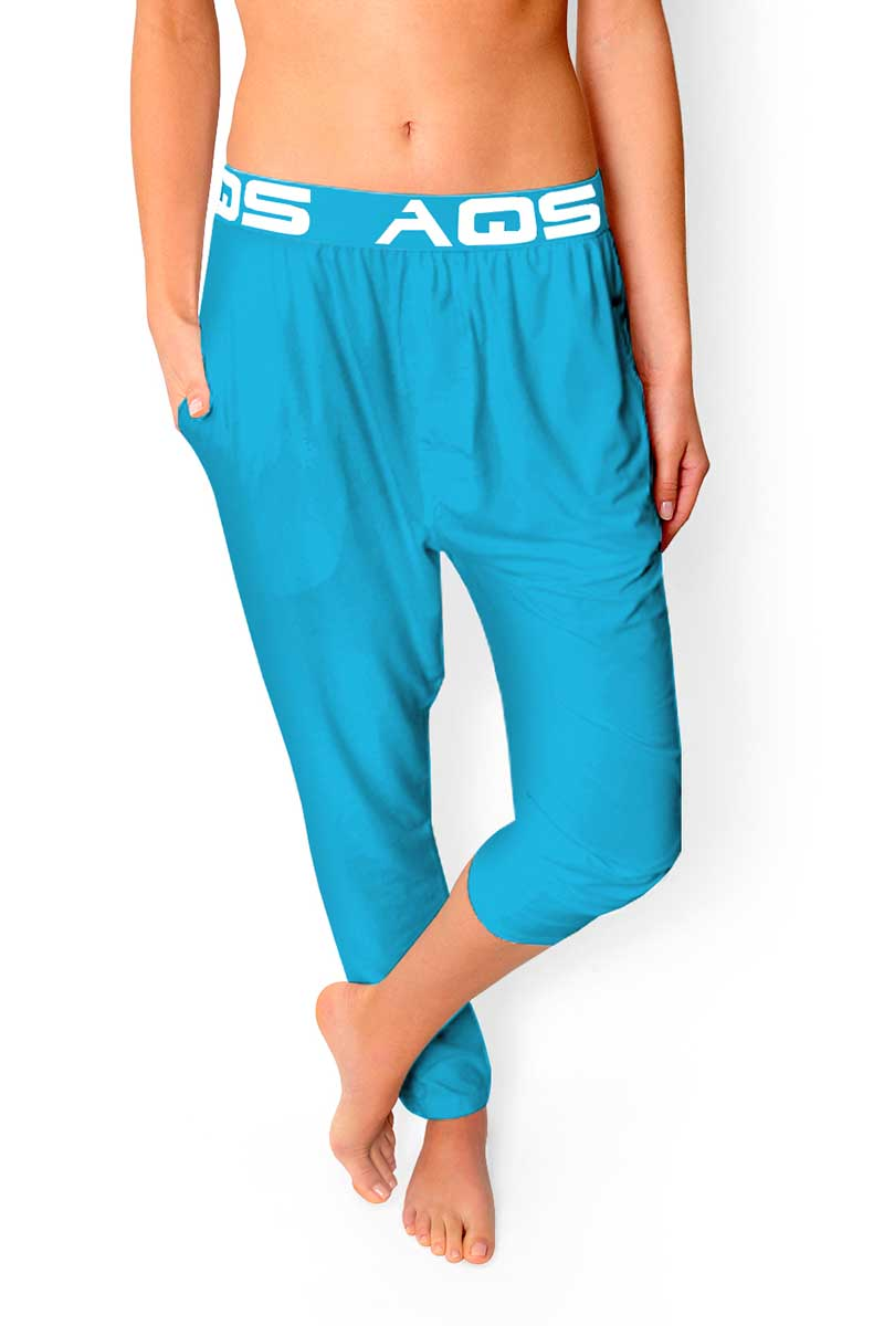 AQS Light Blue Loungewear Pant