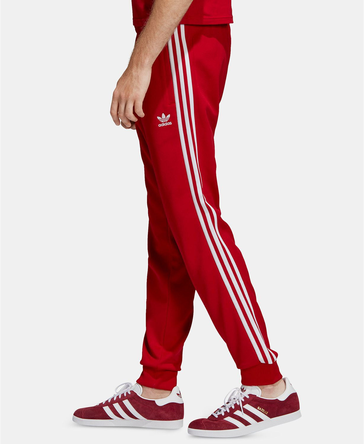 Adidas Superstar Adicolor Track Pants Power Red