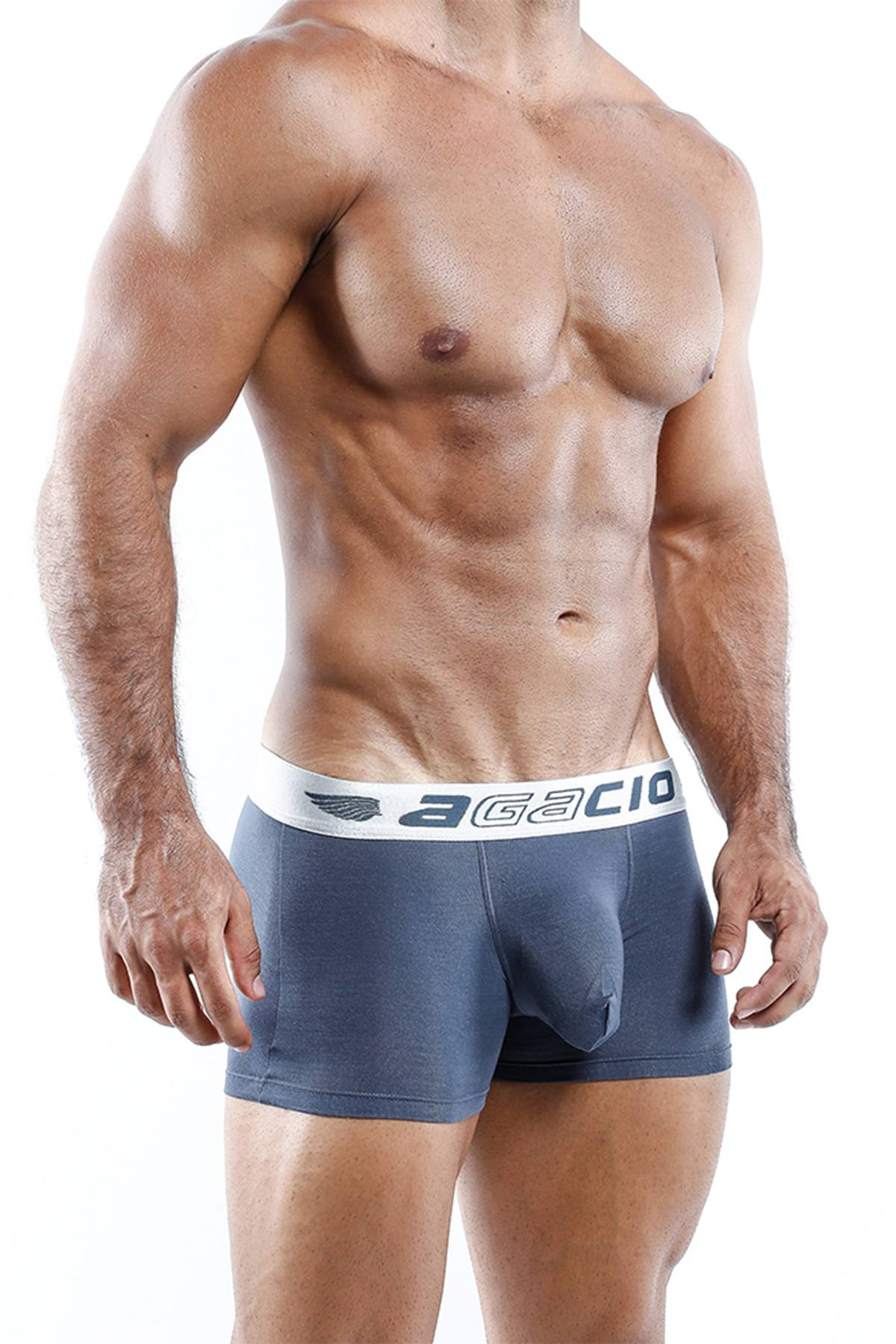Agacio Lightweight Maximum Comfort Trunk in Grey