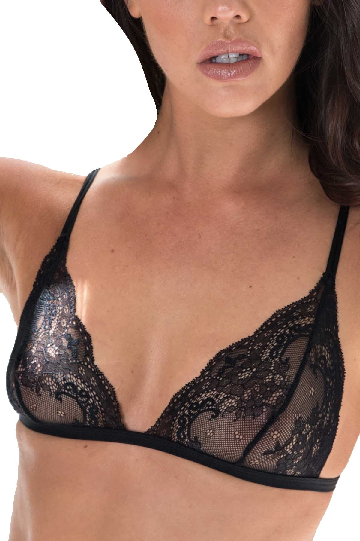 Áo Black Willow Bralette