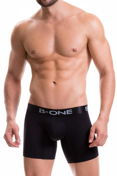 B-One by JOR Black Classic Boxer Brief