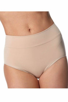 Bali Nude 'Comfortshape' Firm-Control Seamless Brief