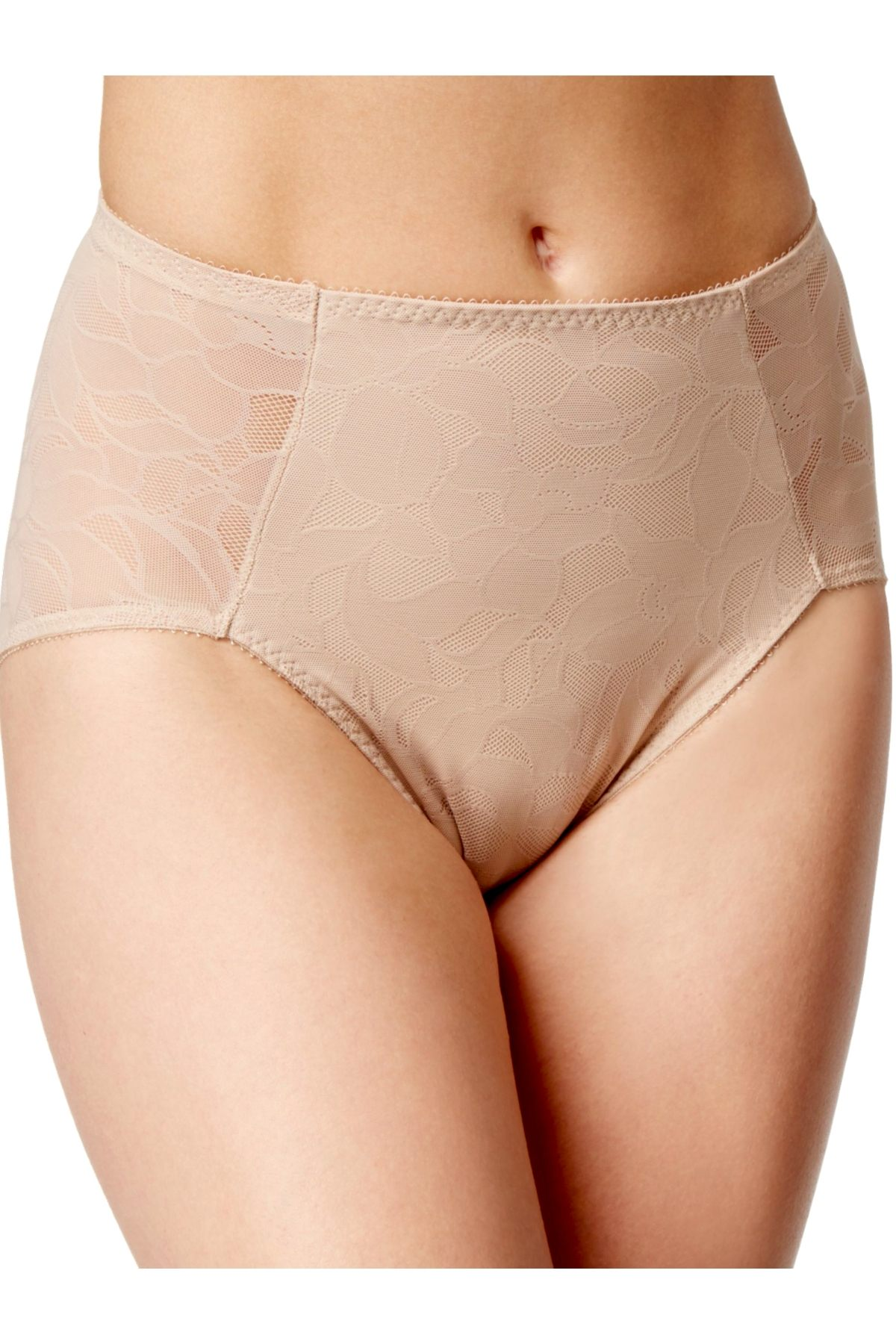 Bali Nude Ultra-Light Firm-Control Shaping Brief