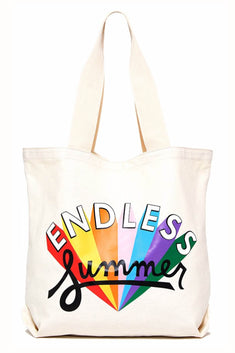 Ban.do Endless Summer Canvas Tote