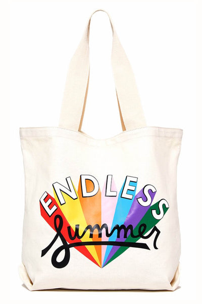 Ban.do Endless Summer Canvas Tote - CheapUndies.com