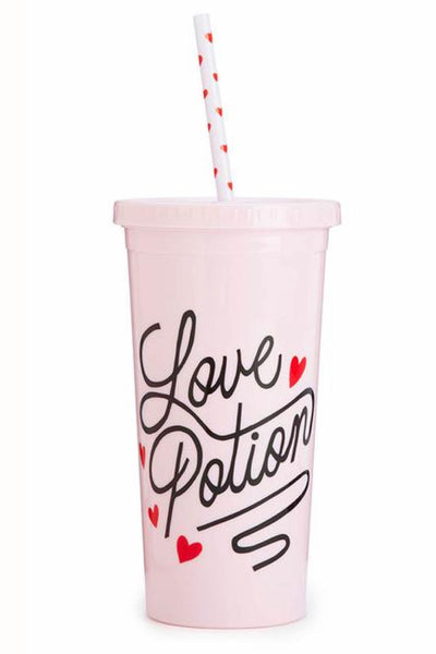 Ban.do Love Potion Tumbler WITHOUT Straw - CheapUndies.com
