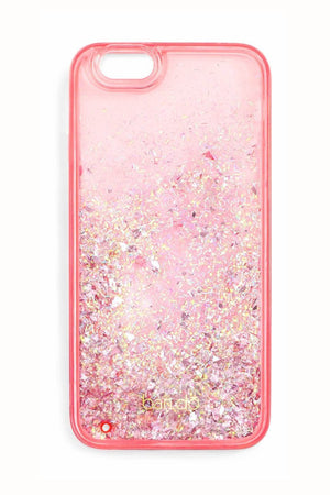 Ban.do Pink Glitter Bomb iPhone Case