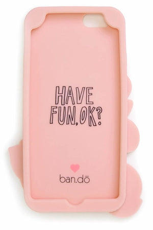 Ban.do Very Busy Silicone iPhone Case