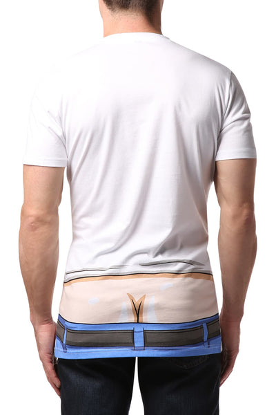 Brand Breeders Plumber University Butt-Crack Tee