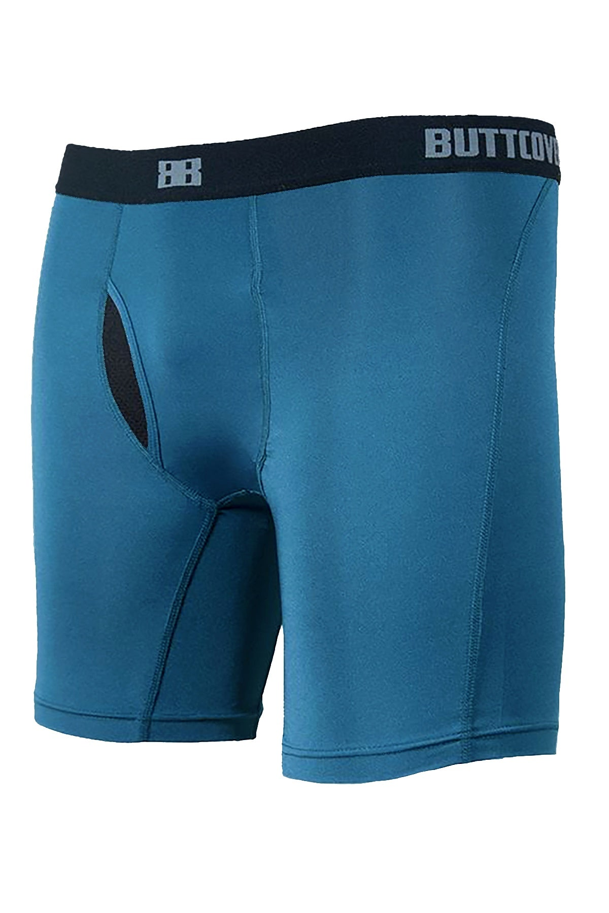 Buttcovers Peacock Blue Boxer Brief
