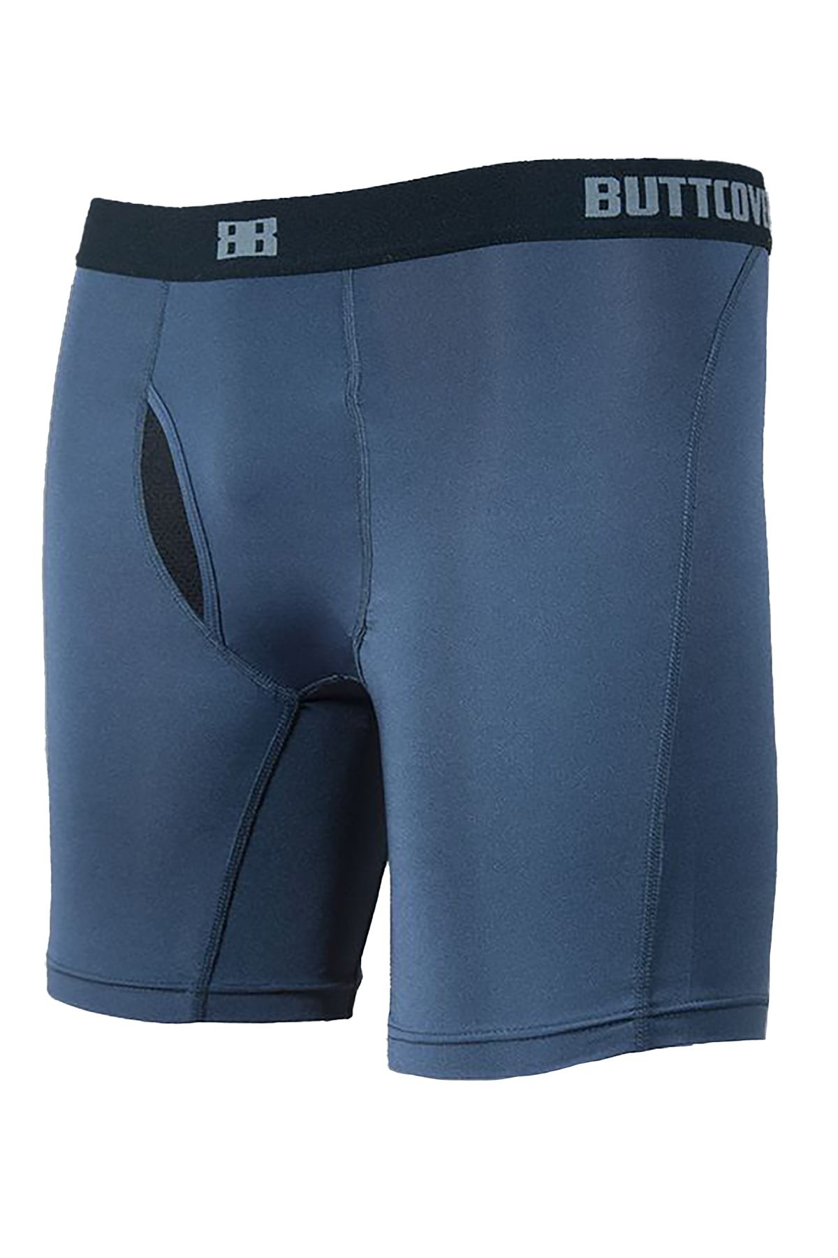 Buttcovers Slate Blue Boxer Brief