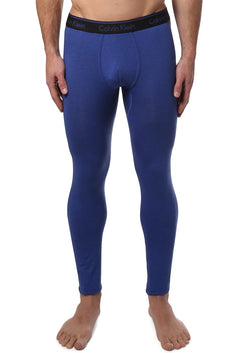 Calvin Klein Cobalt-Blue Special-Edition Base Layer Pant