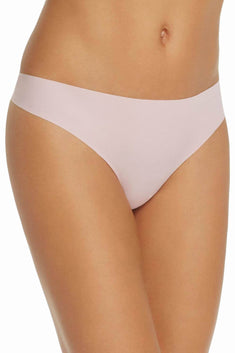 Calvin Klein Connected-Pink Invisibles Thong