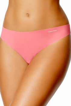 Calvin Klein Desert-Sunset Invisibles Thong