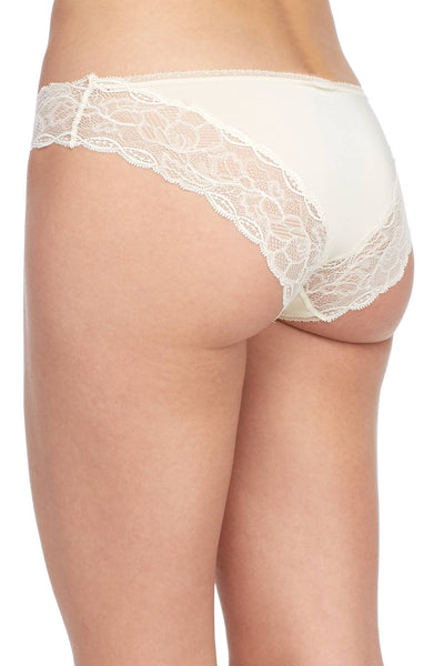 Calvin Klein Ivory Seductive Comfort Lace-Waist Brief - CheapUndies.com