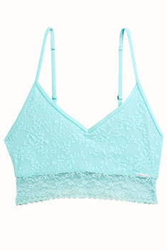 Calvin Klein Salt Lake Exclusive Bare Lace Bralette