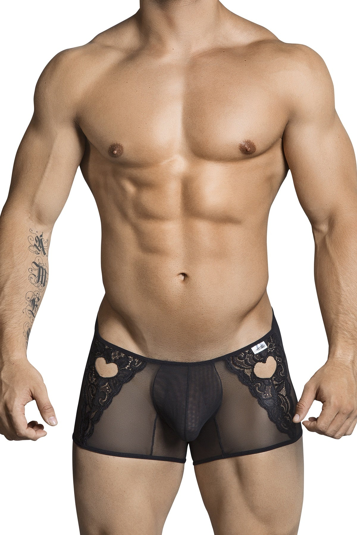 Candyman Black Hearts Trunk