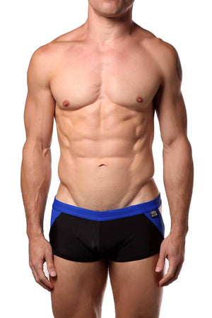CellBlock 13 Blue Sidewinder Swim Trunk