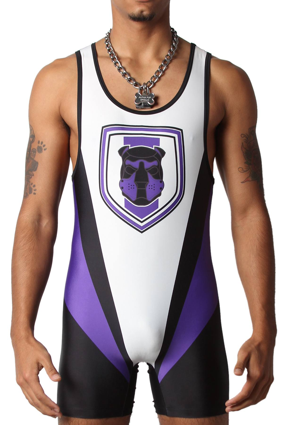 CellBlock 13 Purple Kennel Club Singlet