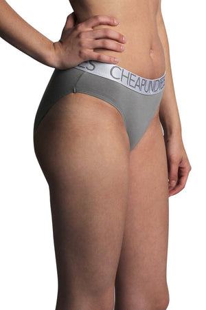 CheapUndies Grey Venus Sport Brief
