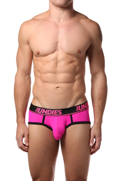 CheapUndies Pink Neon Brief