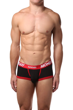 CheapUndies Red Monday Modal Trunk