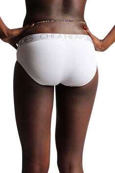 CheapUndies White Venus Sport Brief