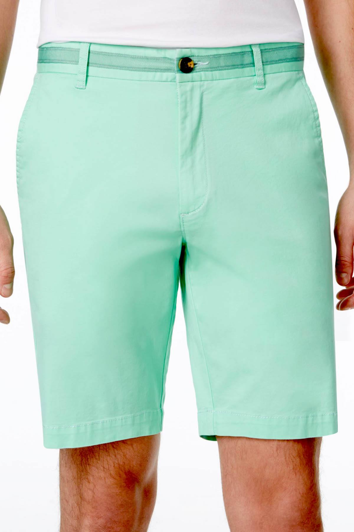 Club Room Neptune Beso Stretch Short