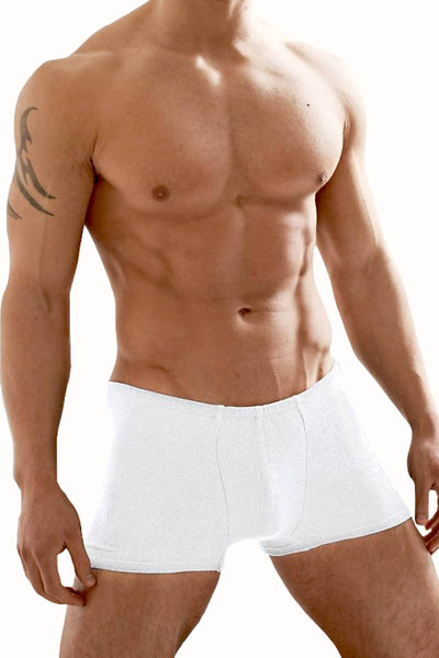 Contour White Prive Boxer Brief - CheapUndies.com