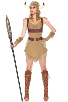 Delicious Sexywear Viking Vision 4-Pc Costume