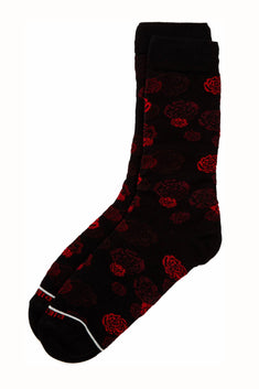 Diesel Black Rose Ray Socks