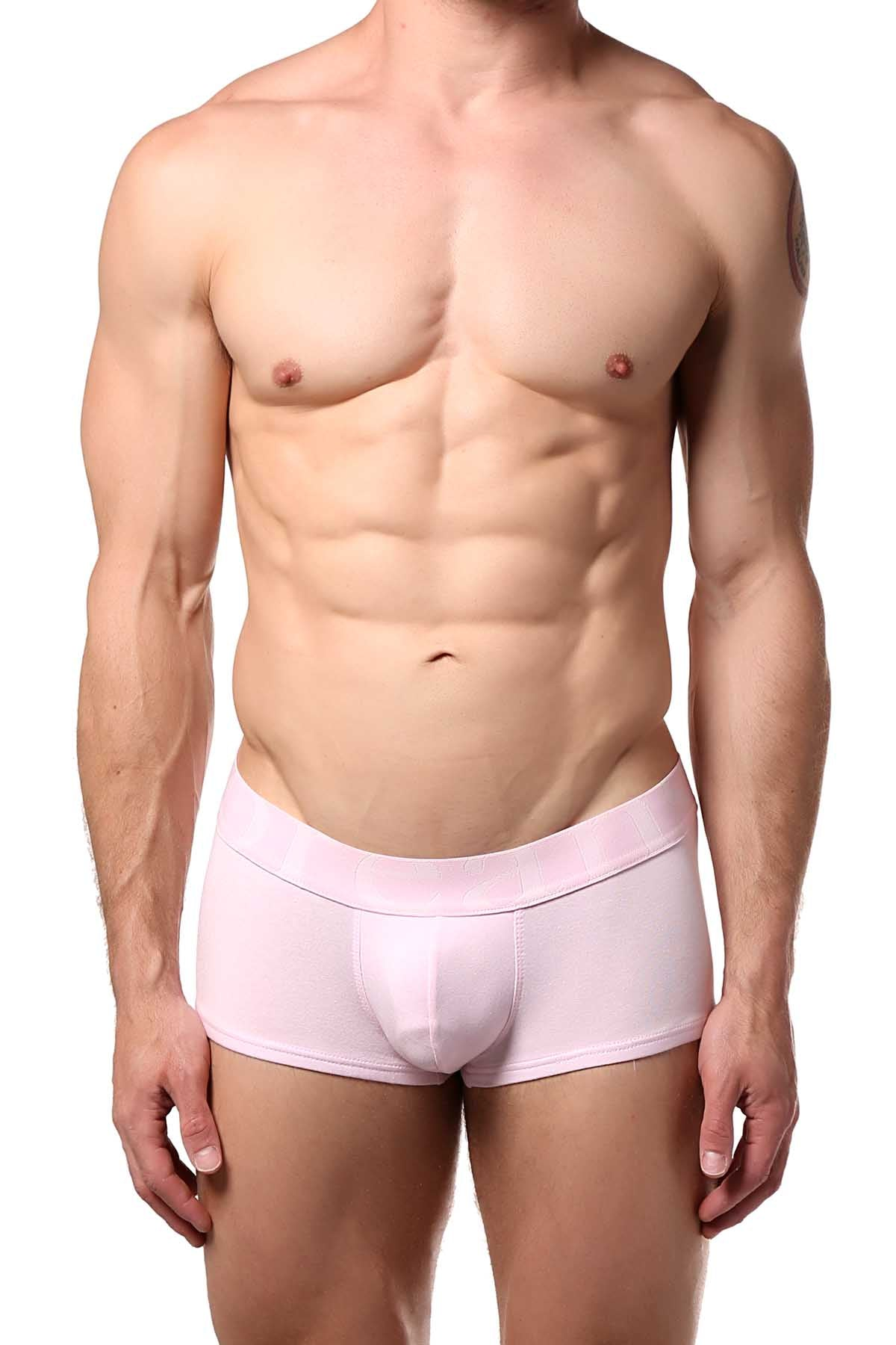 Doreanse Pink Wide-Band Low-Rise Trunk