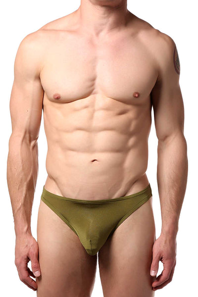 Extreme Collection Army Sheer Brief - CheapUndies.com