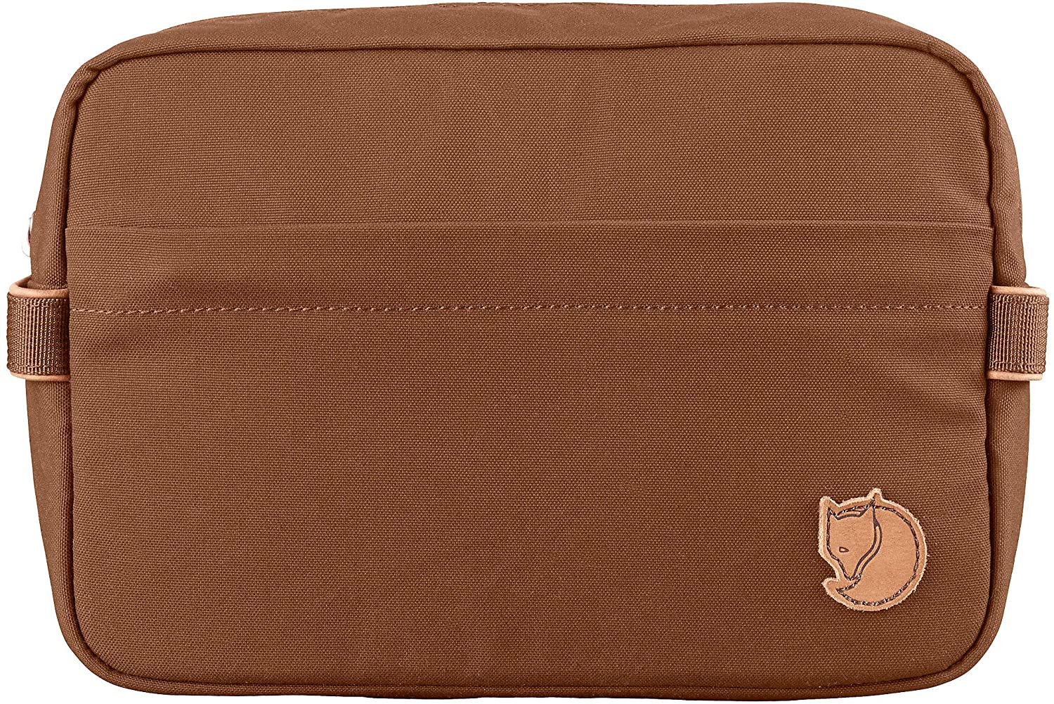 Fjallraven Travel Toiletry Bag Chestnut